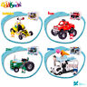 "RP2 ODDBODS BUBBLES FUSE POGO ZEE  & CAR"", Action Vehicle Set, Chuddiki"