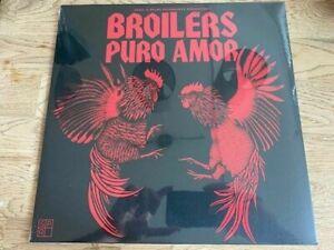 Vinyl - Broilers - Puro Amor - NEU -