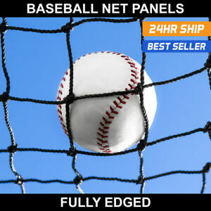 Baseball Netting [48 Sizes] | Heavy Duty PREMIUM Batting Cage Nets – *24hr Ship*