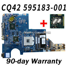 595183-001 mianboard for HP CQ42 G42 G62 CQ62 motherboard DAOAX1MB6F0 Free CPU