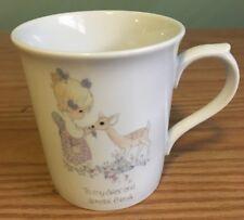 "1985 Precious Moments ""To My Dear & Special Friend"" Coffee Mug"