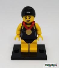 Lego 8831 Minifigur Minifig Serie 07 #01 Schwimmchampion