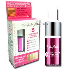 L-GLUTATHIONE AMPOULE FOR SKIN WHITENING & REMOVE DARK SPOTS , ANTI FRECKLE 5 ml