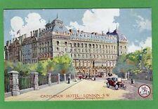 Grosvenor Hotel London adjoining Victoria Station  pc Ref F638