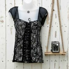 New Look Gothic Tops & Shirts for Women