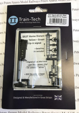 Train-Tech DS3T DCC Signal (Theatre Indicator) 3 Aspect Home Distant OO Gauge