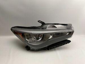 2016-2021 Infiniti Q50 Right RH Passenger LED Headlight OEM 18 19 20 21
