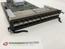 Brocade SX-FI-24HF FastIron SX interface module, 24-port FE/GE SFP (3rd Gen)