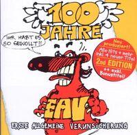 """EAV """"100 JAHRE EAV...IHR HABT ES SO GEWOLLT"""" 2 CD NEU!!"""