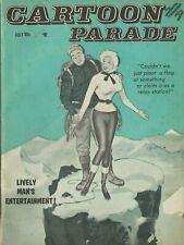 Humorama Cartoon Parade July 1962 Bill Ward Bill Wenzel Vintage Cartoons