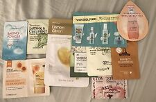 Korean Skin Care Samples
