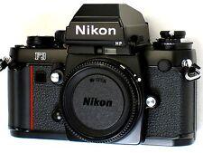 *** MINT ** Nikon F3HP 35mm SLR Professional Camera Body