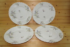 Haviland Orsay Limoges (4) Dinner Plates, 10 1/2""