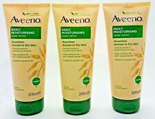 Aveeno Daily Moisturising Body Lotion Dry Skin 200ml  X3