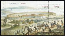 2004 Aland Finland #225 Bomarsund Fortress Crimean War Navy Ships Soldiers