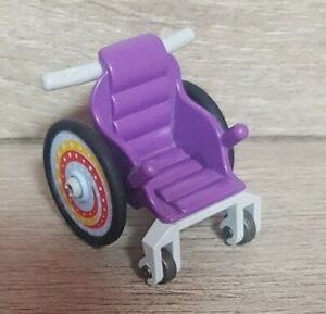 Playmobil Kinder Rollstuhl zum Krankenhaus