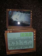 Alien 3 set of collectible trading cards  1992  1 - 80