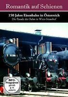 ROMANTIK AUF SCHIENEN - 150 JAHRE EISENBAHN IN ÖSTERREICH 2 DVD NEUF