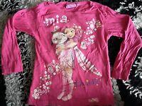 💕Schönes Mia and me Langarm Shirt 💕Gr. 110/116