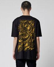 Shirt Dolly Noire Uomo Over Pocket Dragon Black Tg L