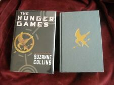 Suzanne Collins - THE HUNGER GAMES - Later printing