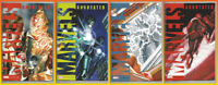 MARVELS ANNOTATED #1 2 3 4 (25th ANNIVERSARY EDITION) Ross Marvel 2019 NM- NM