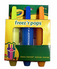 Crayola Crayon Product #84260 Freez'r Pops Mold With Stand