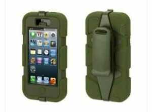 Genuine Griffin Survivor iPod Touch Rugged Case Screen Cover For 5th 6th 7th Gen