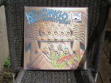 KID CONGO & PINK MONKEY BIRDS La Arana Es La Vida LP ORANGE Vinyl + Flexi Cramps