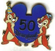 Disney Pin: Chip 'n' Dale Anniversary Wishes (Get Away Today #3)