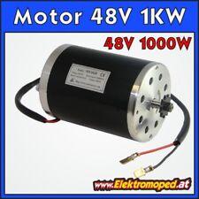 Scooter eléctrico pieza de recambio Engine / Motor 48V 1000W Model MY1020