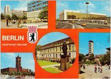 Mitte-Berlin Lindencorso, Interhotel, Palast Republik, Operncafe 1981 DDR