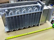 Stainless Steel Heat Exchanger Swagelok Tube Pneumatic Actuated Damper Valve