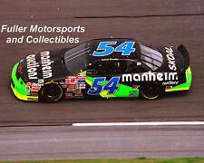 RARE ROBERT PRESSLEY #54 MANHEIM CHEVY LUMINA 1994 NASCAR WINSTON CUP 8X10 PHOTO