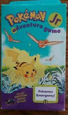 adventure game Pokemon emergency new sealed two available. pokemon jr