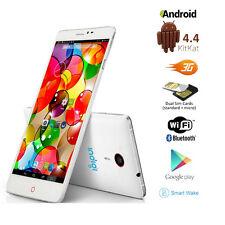 """Indigi® V13 GSM 3G (White) 5.5"""" Android 4.4 KK Smartphone UNLOCKED AT&T T-Mobile"""