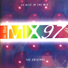 IN THE MIX 97 VOL 2 - 2 X CDS OLDSKOOL 90S DANCE IBIZA TRANCE HOUSE CDJ DJ