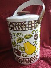Vintage ~ Georges Briard ~ signed ~ Retro Mid Century ~ ICE BUCKET ~ barware