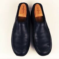 Rockport XCS Black Leather Slip on Loafer Shoes Mens Size 9M APM3236A