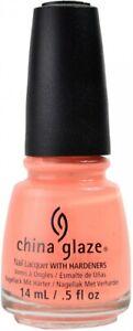 China Glaze Nail Polish 0.5 oz Summer HOT COLORS .