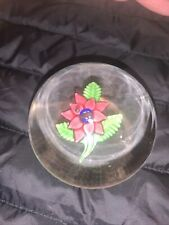 Antique Baccarat Clichy St Louis Flower Paperweight 2 3/8� great