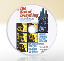 The Best Of Everything (1959) DVD Classic Drama Movie / Film Joan Crawford