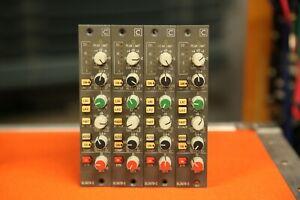 4 x Calrec DL 3678-2 Compressor / Limiter Modules