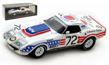 Spark S5075 Chevrolet Corvette C3 #72 'John Greenwood' Le Mans 1972 - 1/43 Scale