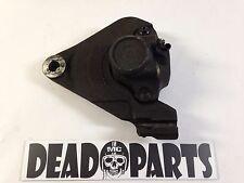 Harley softail 87-99 rear break caliper assembly bracket mount pads complete opl