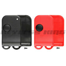 Keyless Entry Remote Key Fob Shell Case for Ferrari Porsche LXP RKY 112 116 Pair