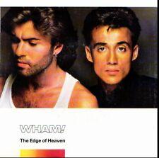 WHAM EDGE OF HEAVEN/BLUE (LIVE IN HAWAII) USED 45RPM VINYL