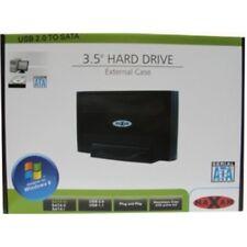 SATA de 3.5 pulgadas y disco duro externo USB IDE Gabinete Caddy caso Computadora