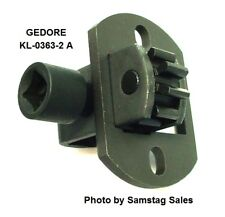 Gedore KL-0363-2 A new version of the flywheel rotating tool with 2 gear wheels