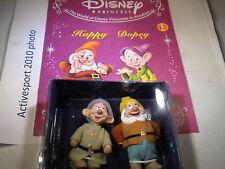 Deagostini Disney Princess-numéro 48-Happy & Dopey-coffret et magazine